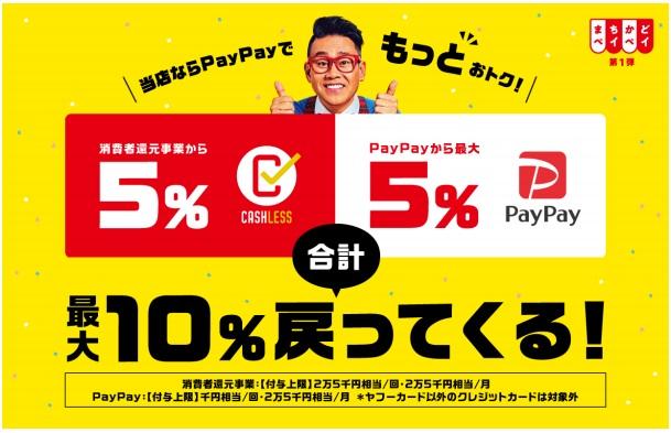 PayPay(ペイペイ)の改悪詫びキャンペーン