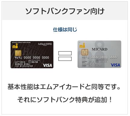 福岡ソフトバンクホークス エムアイカードはソフトバンクファン向けのエムアイカード(クレジットカード)