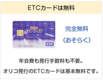 wellow card manaca(ウィローカードマナカ)はETCカード完全無料